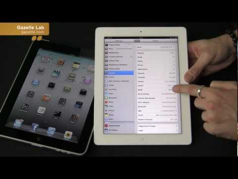How to Identify Your iPad Model - Tutorial by Gazelle.com