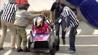 Thierry Neuville au Red Bull Caisses à Savon de Bruxelles