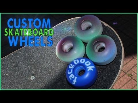 Customize Your Skateboard Wheels!