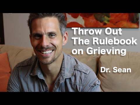 The Grieving Process with Dr. Sean