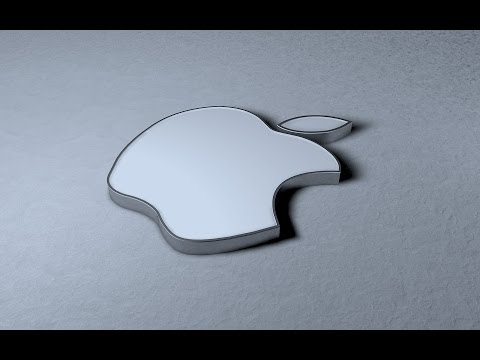 How to Make Apple Logo in Solidworks