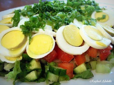 Potato and Egg Salad
