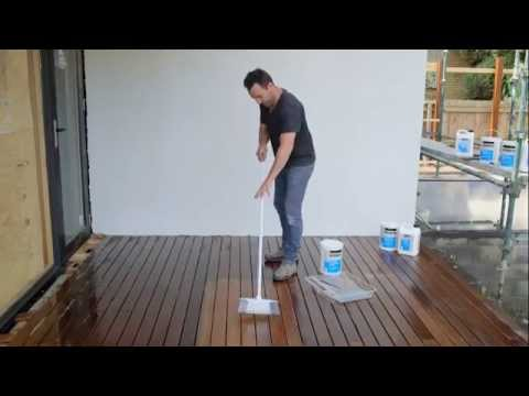 The Home Team - Deck Cleaning - How To