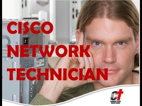 CISCO Computer Network Technician - Career Tech Online