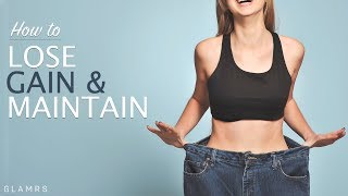 How To: Lose Pregnancy Weight, Gain Weight And Maintain Weight | Fitness Questions- Answered