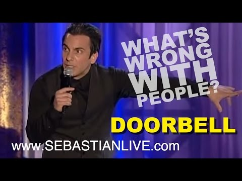 Doorbell | Sebastian Maniscalco: What's Wrong With People?