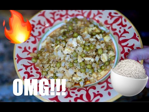 HEALTHY FRIED RICE RECIPE!!! // COOKING WITH CRYSTAL