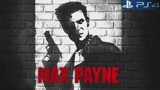 Max Payne (PS2 Classic) [PS4 Gameplay]