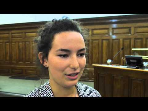 AWF 2015 Discussion Forum testimonial - Isabella McNally from RVC