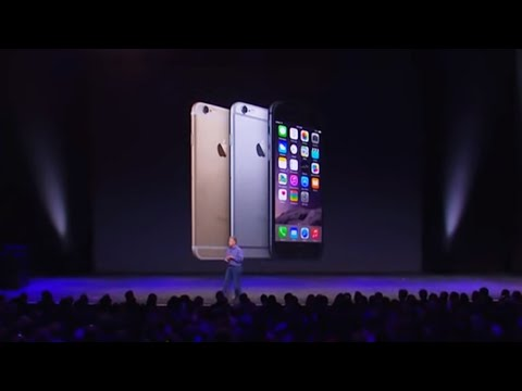 Apple Special Event 2014 - iPhone 6 & iPhone 6 Plus Introduction
