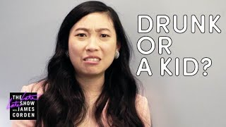 Awkwafina Plays the Game
