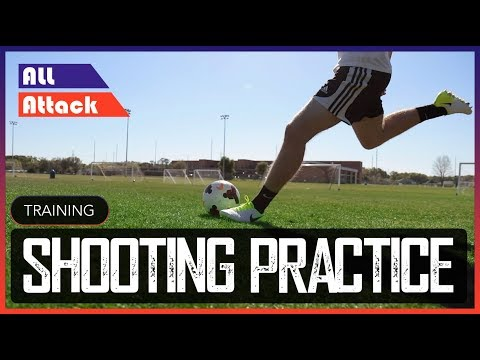How to Shoot a Football! | Training Tips