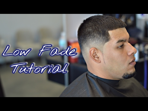 How To Do A Low Fade Haircut Tutorial | Step By Step |