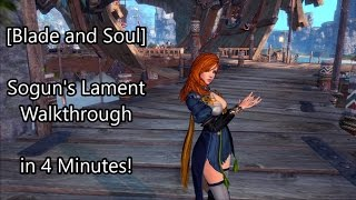 blade and soul 1250 achievement guide