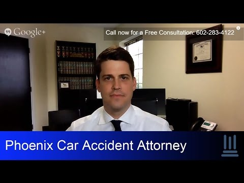 Phoenix Car Accident Attorney- Lawyer Answers Legal Questions- Kelly Law Team