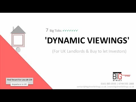 Tips for Viewing Property - Dynamic Viewings : For All Landlords and UK Investors