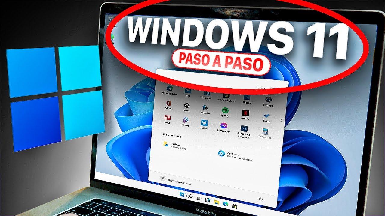 Cómo INSTALAR WINDOWS 11 SIN RIESGO (Y FÁCIL)