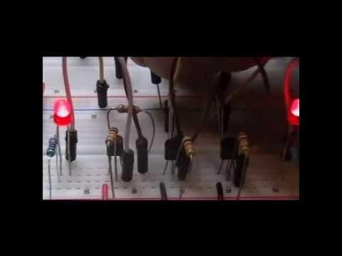 BJT Transistor Logic #3 - OR Gate