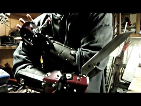 How to Make: Mad Max Samurai Bracers