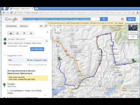 Google Maps Terrain View Issues