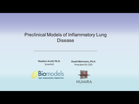 Preclinical Models of Lung Inflammatory Disease