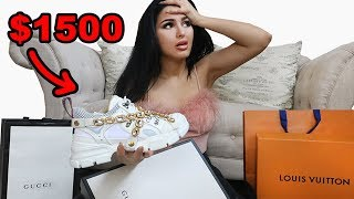 EXPENSIVE THINGS I REGRET BUYING - LUXURY SHOPPING HAUL