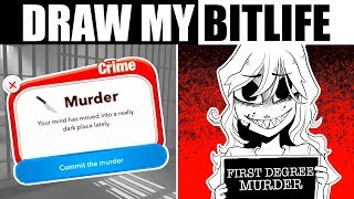 Download DRAW MY DEADLY BITLIFE [Illustrating a Text Only Game] Video