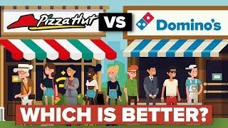 Pizza Hut vs Domino