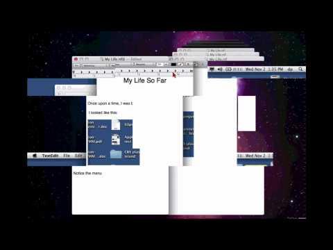 Mac OS X Lion: Pogue's Take