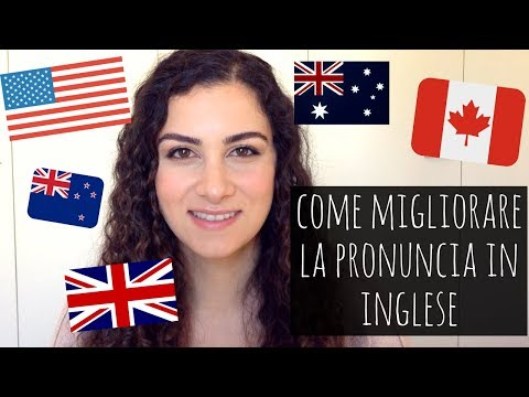 4 Tips To Sound Less Italian And More Like A Native English Speaker (SOTT ITA)