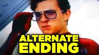 Download Spiderman Far From Home ALTERNATE ENDING Revealed! (Mysterio Final Battle) Video