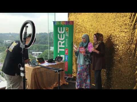 3D Moving Boomerang Photo Booth