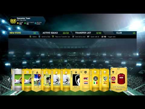 Fifa 14 First Pack Opening Luck Pull Xbox One