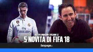 FIFA 18: le 5 novità più importanti