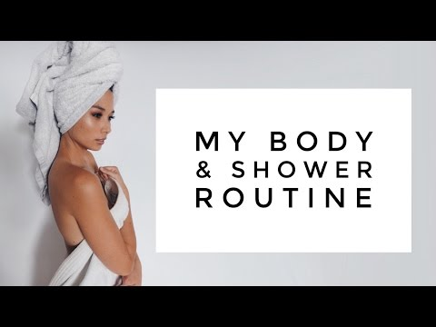 My Body Routine | Body Care | Aja Dang