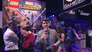 LEGO Marvel Super Heroes 2 at E3 2017- Day 1