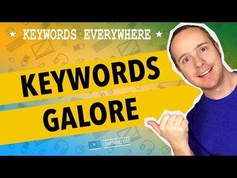 Keywords Everywhere - Free Keyword Research Tool - Keywords Anywhere