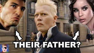 Is Grindelwald Credence's Father? | Fantastic Beasts Theory