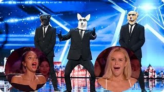 The BEST FUNNY Auditions Britan's Got Talent 2017 Week 1