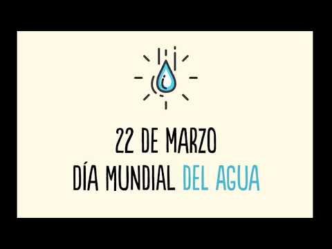 #DíaMundialdelAgua