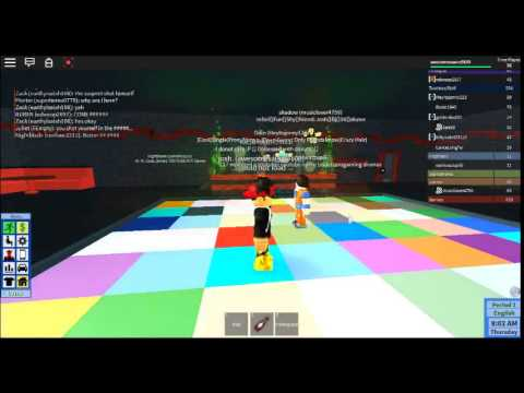 me being dumb on roblox high school go check it our yourself !