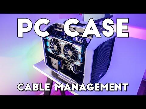 Clean Setups ~ PC Case Cable Management
