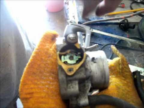 How to replace your honda's TPS sensor