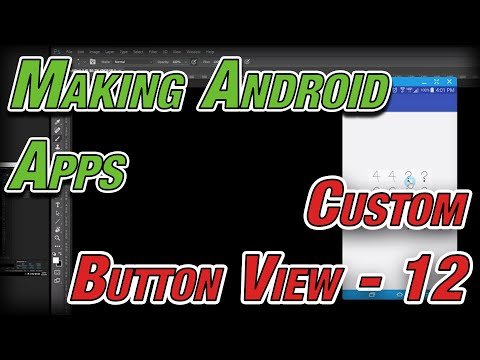 Making Android Apps - 12 - Memory Game Custom Button View