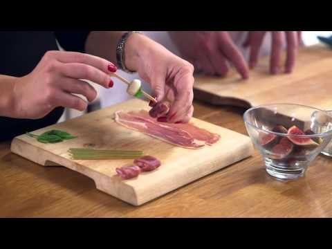 Cooking Lesson with Kevin Love - Party Nibbles
