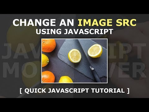 Change Image SRC on mouseover Using Html CSS And Javascript - Simple Javascript Image Hover Effects