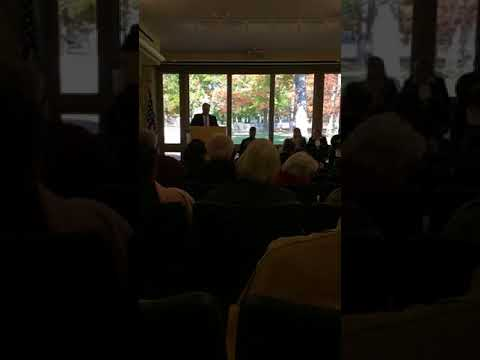 Naturalization Ceremony Speech - 11.3.2017