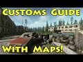Download  Custom's Guide with Maps! - Escape From Tarkov MP3,3GP,MP4