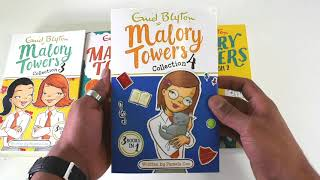 Malory Towers 4 Book 12 Story Collection