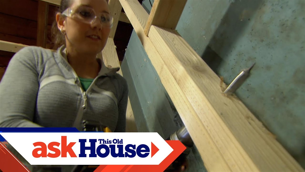 How to Install Rough Electricity in New Construction | Ask This Old House